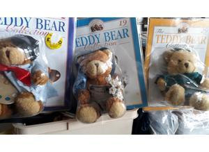New Teddy bear collection teddies  X 3