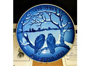 Bing & Grondahl The Crows 1895-1995 Centennial Collection Plate