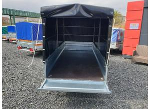 BRAND NEW 8.7 x 4.2 SINGLE AXLE WITH 100CM COVER TRAILER