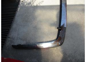 Rear bumper for Maserati Mistral