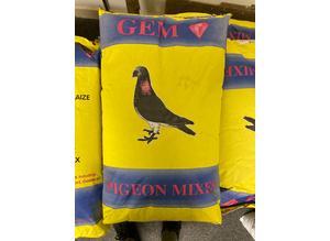 25kg GEM Cowood Pigeon Mix