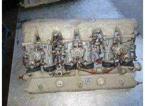 Carburetors with manifold Alfa Romeo 2600 Coup