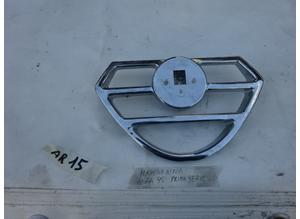 Front grill shield for Alfa 90