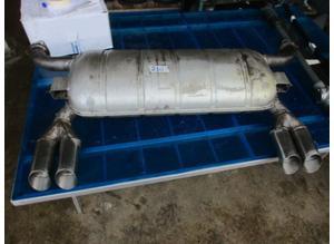 Exhaust silencer Ferrari Mondial 3.2 QV