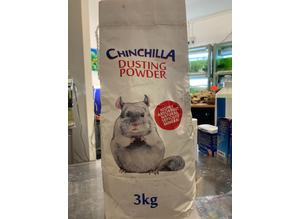 3kg Chinchilla Dusting Powder