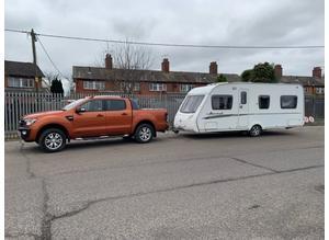 Boat caravan and trailer transport