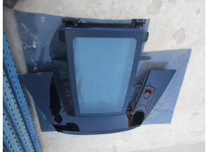 Rear bonnet with window and accessories Ferrari 430 Spider