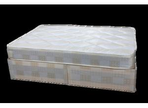 Double/Single Divan Bed For Sale -- #Discount Price#