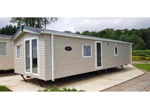 ALL IN DEAL - New Delta Liberty Saffron Caravan For Sale North Yorkshire