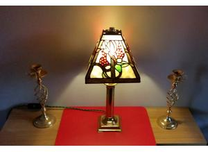Desk/office lamp in Tiffany style