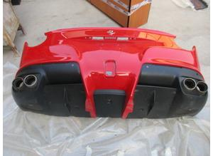 Rear bumper for Ferrari F12 Berlinetta