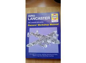 Haynes workshop manual RAF Battle Of Britain Memorial Flight
