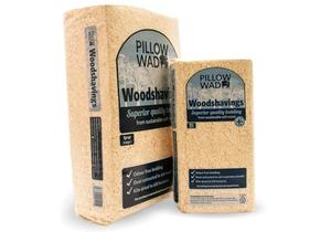 3.6kg Pillow Wad Wood Shavings
