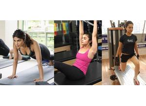 Bollywood actresses with best gym looks
