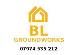 Groundworks, Site Clearance, Building Works & Machine Hire in Cardiff