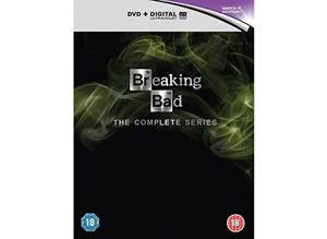Breaking Bad: The Complete Series 1-6 [DVD]