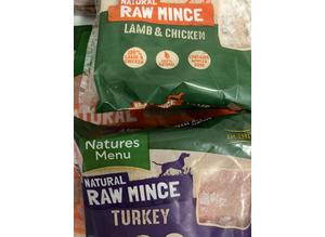 400g Raw Mince Chicken and Lamb