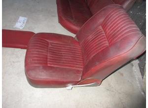 Front seat Jaguar Xj6 s1
