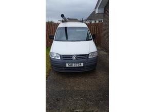 Vw caddy 2006 960000 miles great driver