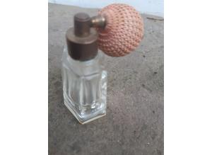 Vintage Glass Scent Bottle
