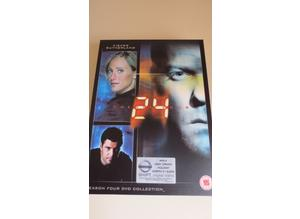 24 Season 4 - 7 Disc DVD Box Set