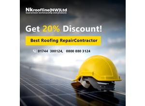 Cladding Roofing Contractor in Liverpool, UK