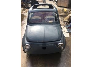 Body of Fiat 500 D