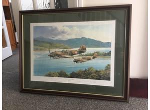 Chennault's Flying Tigers by Robert Taylor Limited Edition 39/1250