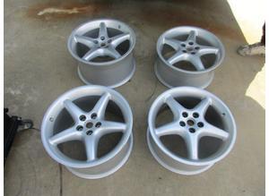 Wheel rims for Ferrari 550