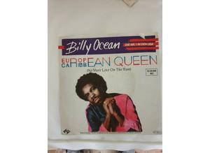 Billy Ocean European Queen (no more love on the run) record