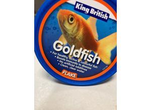 12g Goldfish Flakes