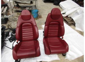 Front seats Ferrari 360