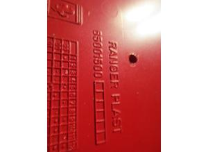 Rear body panel Ferrari 360