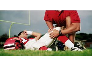 Say Goodbye to Sports Injuries with Dr Mark Wotherspoon