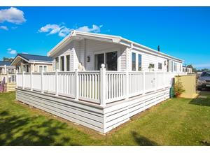Private sale Willerby Cranbrook Lodge 2017 at Marlie Park, Kent