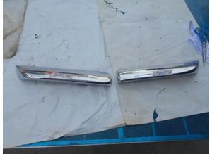 Front bumpers for De Tomaso Pantera