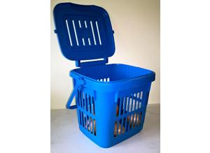 Useful and Unusual Container for Fruit or Vegetables
