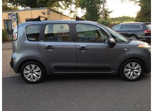 CITROEN C3 PICASSO 1.6 HDI DIESEL ONE OWNER SINCE 2011 MOT 10 MONTHS FULL SERVICE HISTORY CHEAP CAR