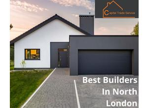 Get In Touch With The Best Builders In North London