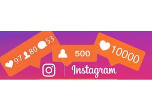 Get Real-Time Instagram Followers Now Form Five Stars