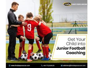 Enrol in the Leading Swindon Junior Football Academy