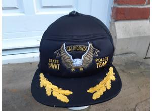 U.S California Police S.W.A.T Team Hat