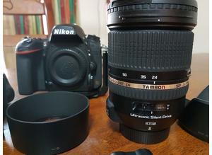 Nikon D750/Canon EOS 7D mark ll /Sony a7RII Alpha