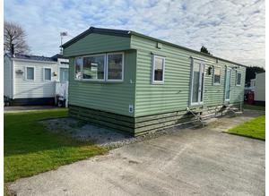 For sale static caravan Stella Daybreak double glazing central heating