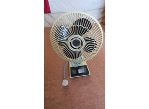 Large 15 inch Oscillating Electric Fan