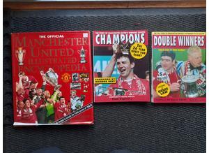 Manchester United Football Club Books