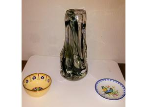 Whitefriers Knobbly Vase by Wilson and Dyer c1963