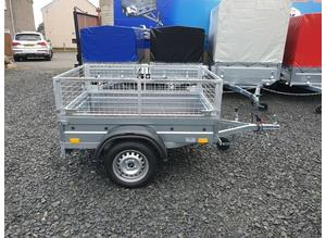 BRAND NEW 5x4 TRAILER WITH 40CM MESH in Fife