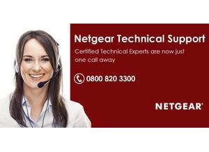 Netgear Tech Support UK