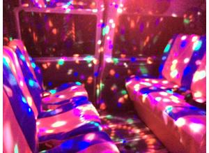 Night clubs clubbing tonight in Hertfordshire & Essex travel by party bus